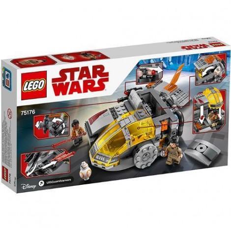 Imagine 3LEGO Star Wars Transport Pod al Rezistentei