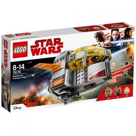 Imagine 1LEGO Star Wars Transport Pod al Rezistentei