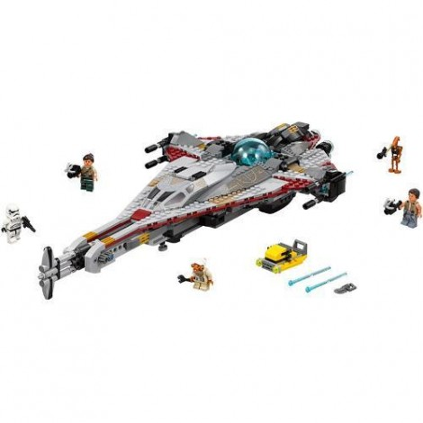 Imagine 2LEGO Star Wars Varful de Sageata