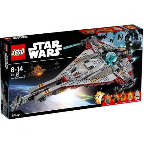 Imagine 1LEGO Star Wars Varful de Sageata