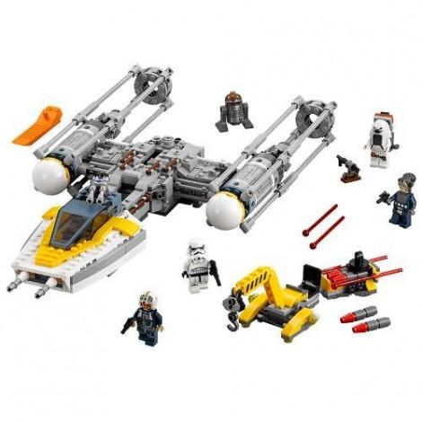 Imagine 2LEGO Star Wars Y-Wing Starfighter