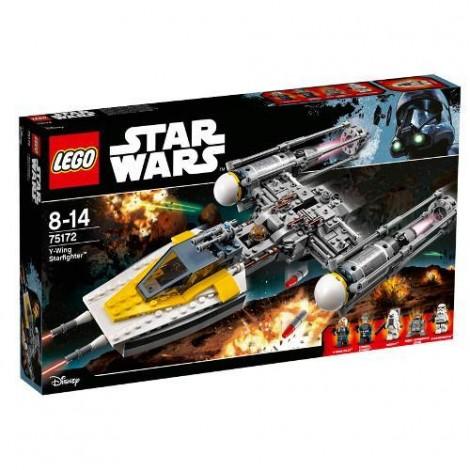 Imagine 1LEGO Star Wars Y-Wing Starfighter