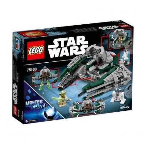 Imagine 3LEGO Star Wars Yoda's Jedi Starfighter