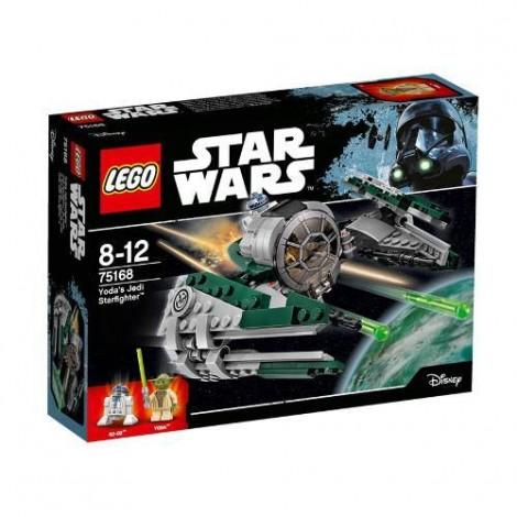 Imagine 1LEGO Star Wars Yoda's Jedi Starfighter