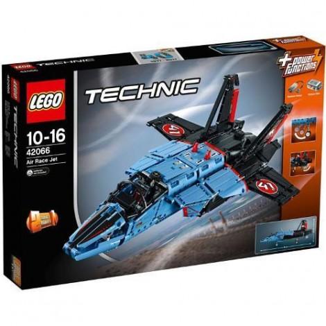 Imagine 1LEGO Technic Avion cu Reactie pentru Curse