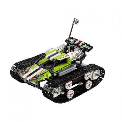Imagine 2LEGO Technic Bolid pe Senile Teleghidat