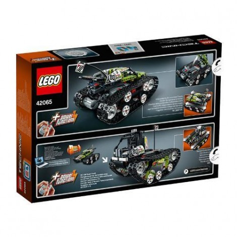 Imagine 3LEGO Technic Bolid pe Senile Teleghidat