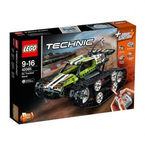 Imagine 1LEGO Technic Bolid pe Senile Teleghidat