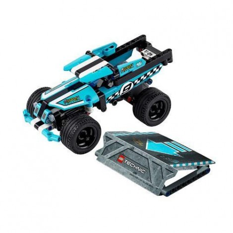 Imagine 2LEGO Technic Camion de Cascadorie