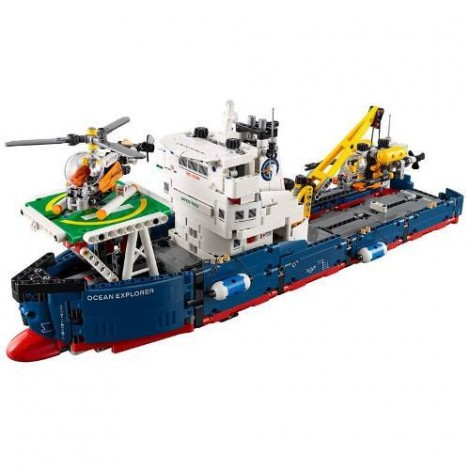 Imagine 2LEGO Technic Explorator Oceanic