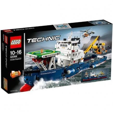 Imagine 1LEGO Technic Explorator Oceanic
