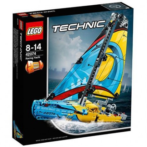 Imagine 1LEGO Technic Iaht de Curse