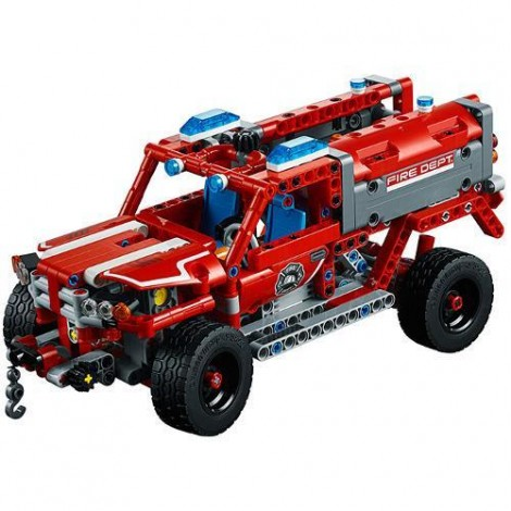 Imagine 2LEGO Technic Interventie de Urgenta
