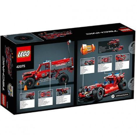 Imagine 3LEGO Technic Interventie de Urgenta