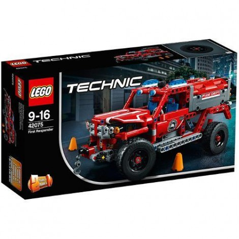 Imagine 1LEGO Technic Interventie de Urgenta