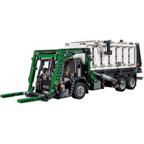 Imagine 7LEGO Technic Mack Anthem