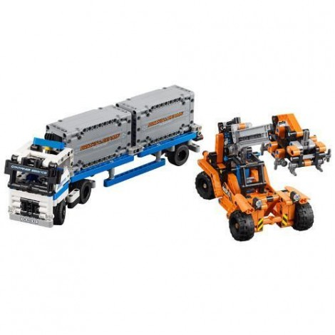 Imagine 2LEGO Technic Transportoare de Containere