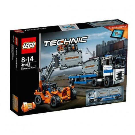 Imagine 1LEGO Technic Transportoare de Containere