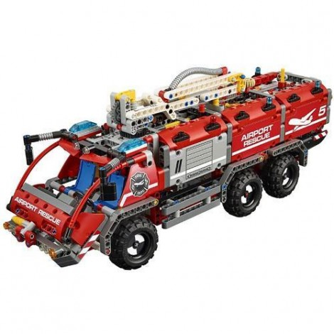 Imagine 2LEGO Technic Vehicul de Pompier