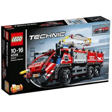 Imagine 1LEGO Technic Vehicul de Pompier