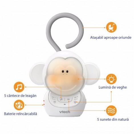 Imagine 1Linistitor portabil Safe & Sound