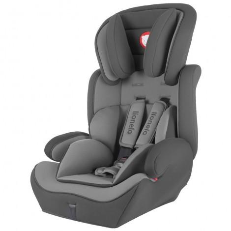 Imagine 2Scaun auto copii 9-36 Kg Levi Plus Grey