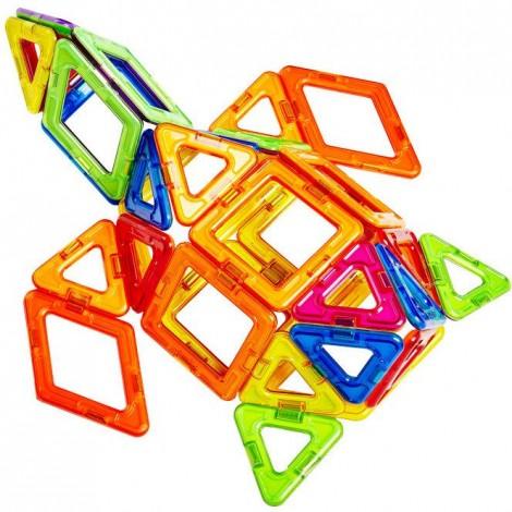 Imagine 2Set de constructie magnetic - 83 piese