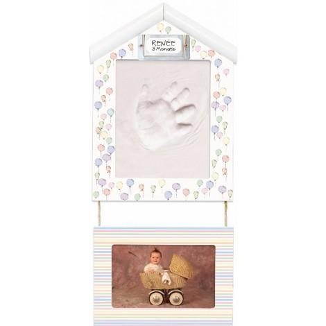 Imagine 23D Memories Set Amprenta Bebelusi - Little House