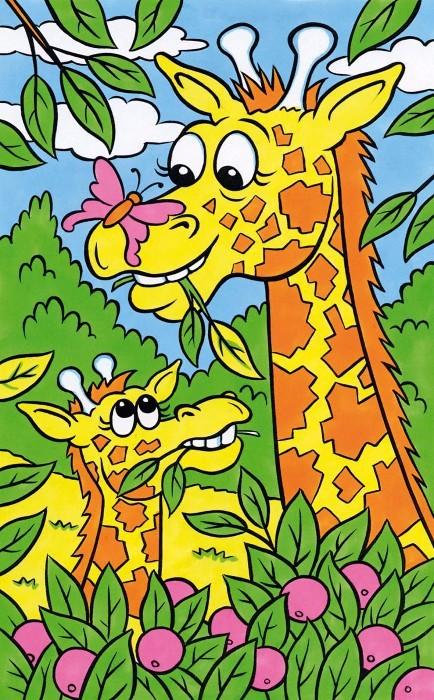 mammut_desen_pe_numere_girafa.jpg