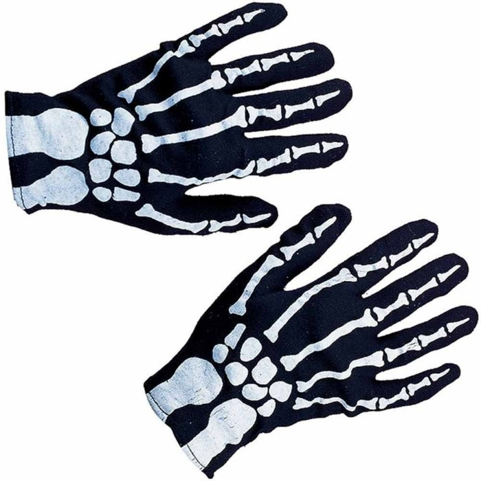 Manusi de schelet