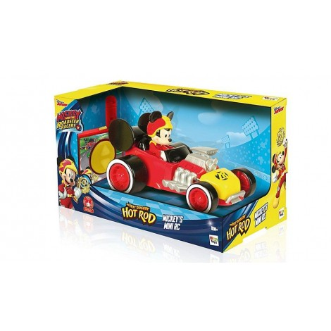 Imagine 1Masinuta RC Roadster Racers - Mickey 2,4 GHZ
