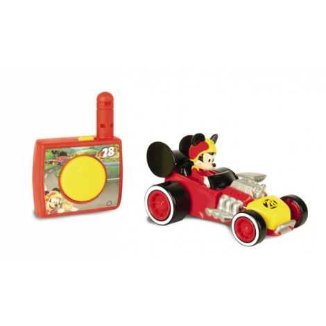 Imagine 2Masinuta RC Roadster Racers - Mickey 2,4 GHZ