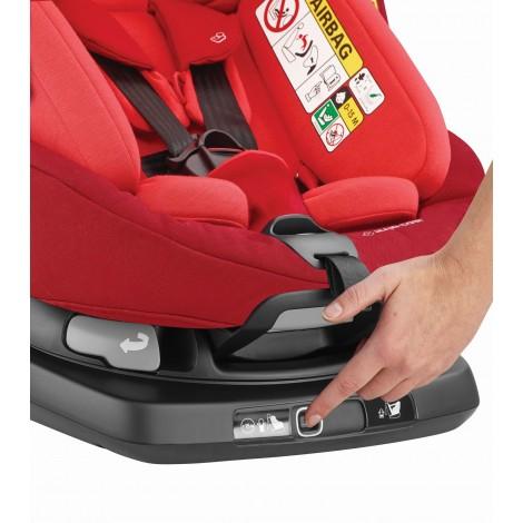 Imagine 4Scaun auto AxissFix Plus Vivid Red