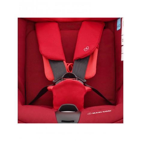 Imagine 5Scaun auto AxissFix Plus Vivid Red