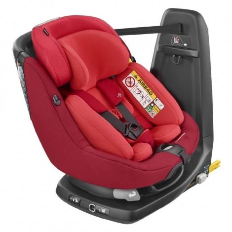 Imagine 1Scaun auto AxissFix Plus Vivid Red
