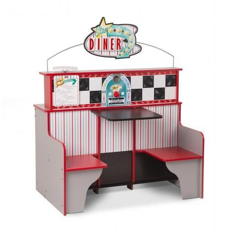 Imagine 2Colt de joaca Restaurant Star