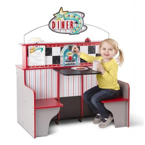 Imagine 4Colt de joaca Restaurant Star