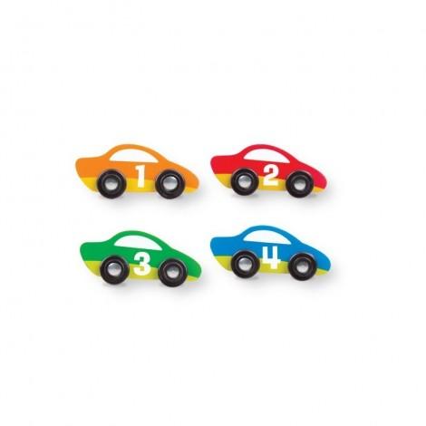 Imagine 3Covor de joaca Intrecere cu masini