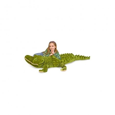 Imagine 2Crocodil gigant din plus