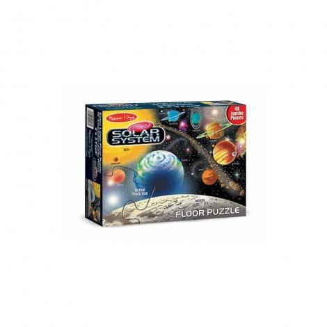 Imagine 2Puzzle de podea Sistemul Solar