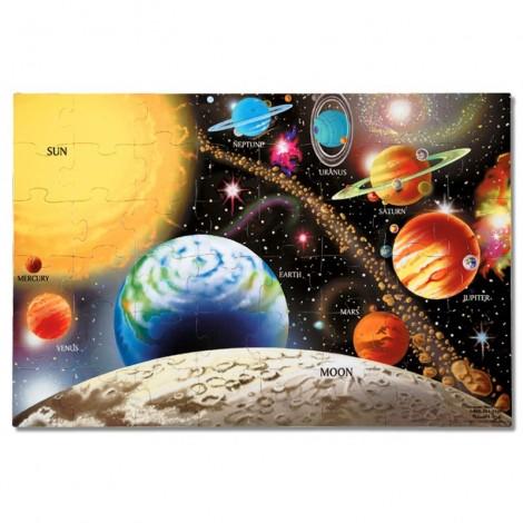 Imagine 1Puzzle de podea Sistemul Solar