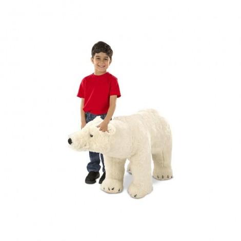 Imagine 2Urs Polar gigant din plus