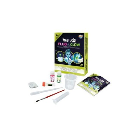 Imagine 2Mini - laboratorul Fluo & Glow