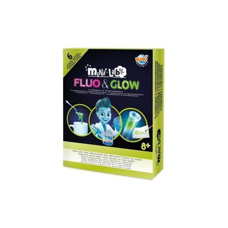 Imagine 1Mini - laboratorul Fluo & Glow
