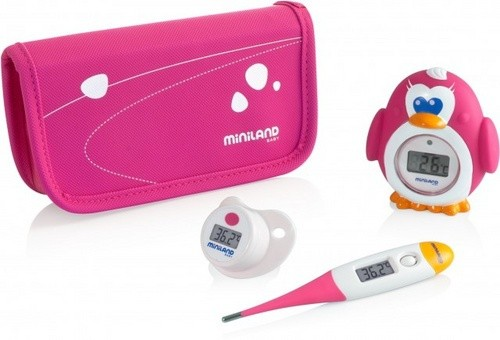 Set Termometre Thermokit Pink