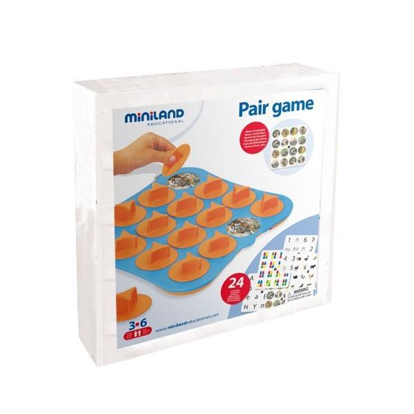 Joc de memorie 24 activitati, cu 4 table de joc