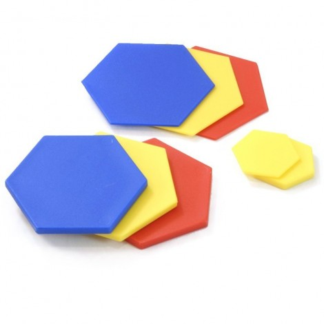Imagine 3Jocul formelor geometrice