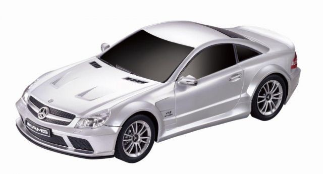 Minimodel RC 1:24 Mercedes Benz SL65 AMG