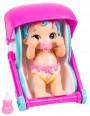 Imagine 3Bebelusi Little Live Babies cu functii si accesorii Swirlee