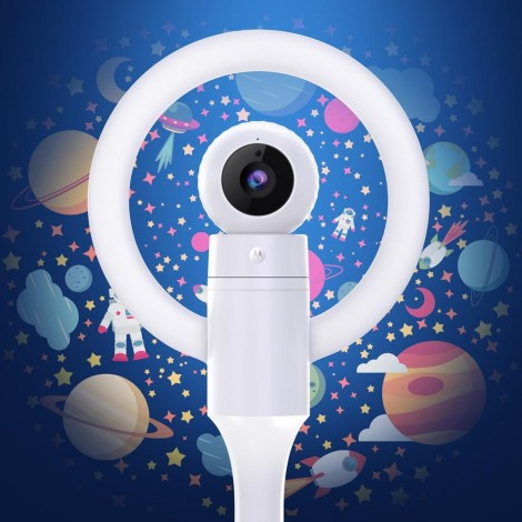 Imagine 12Video Monitor Halo + Wi-Fi All-In-One